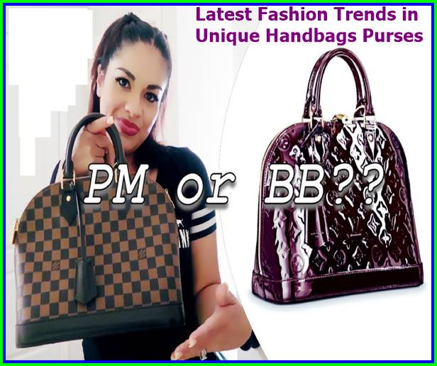 Latest Fashion Trends in Unique Handbags and Purses