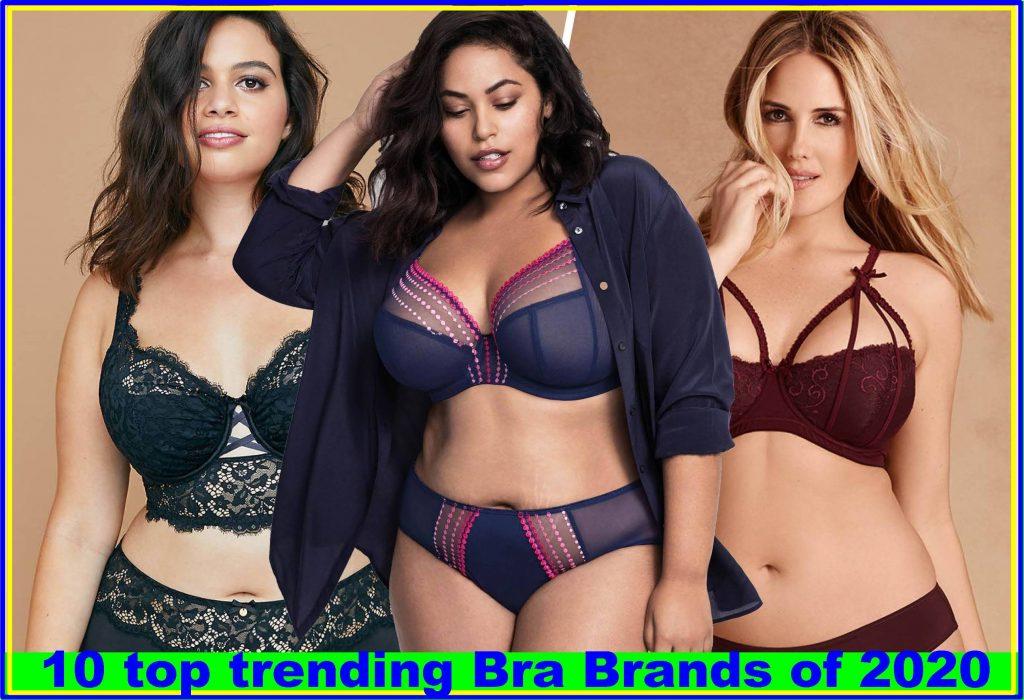 10 top trending Bra Brands of 2020