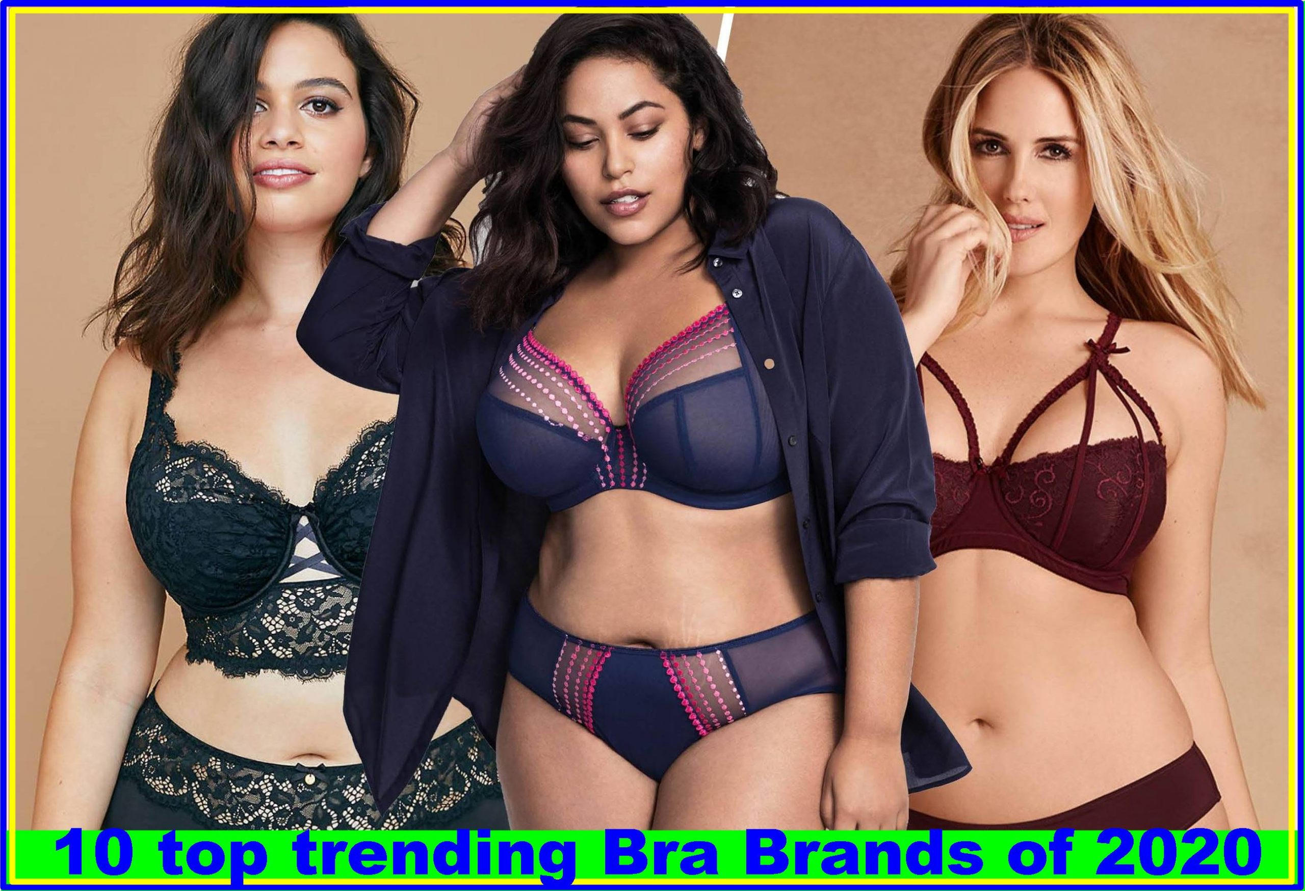 10 top trending Bra Brands of 2020