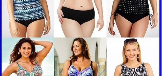 Finding Slimming Swimsuit Body Type