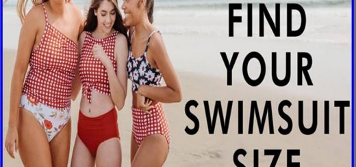 Finding a Swimsuit That Really Fits