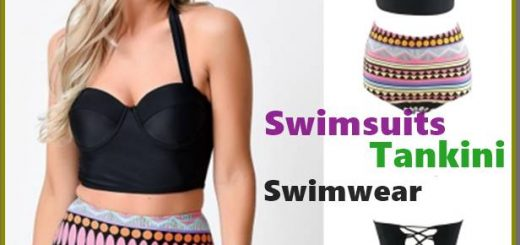 Halter Swimsuits and Tankini Swimwear Are Gaining in Popularity Shop the latest collections bathing suits,