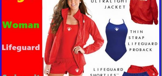 Look Your Best In The Right Woman Lifeguard Swimsuit