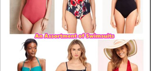 An Assortment of Swimsuits