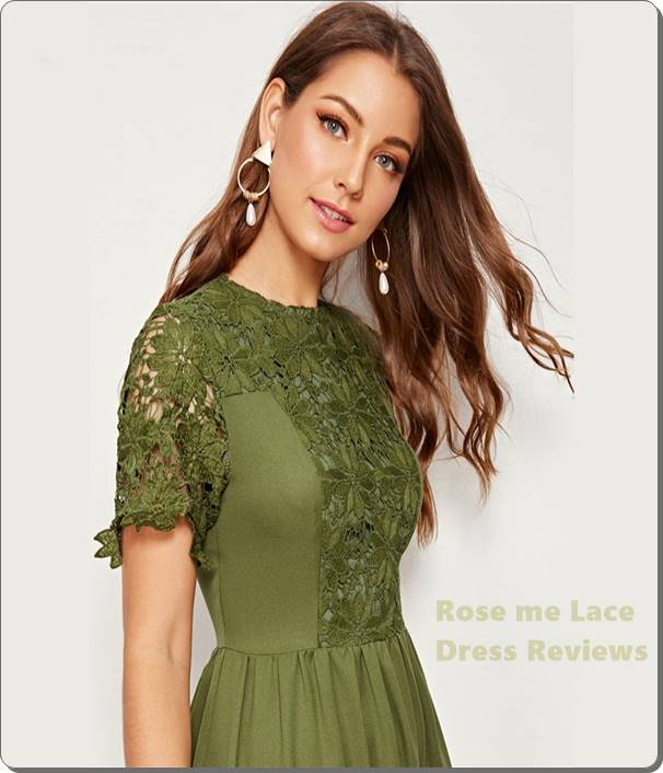 Rose me Lace Dress Reviews