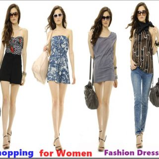 Shopping for Women Fashion Dresses
