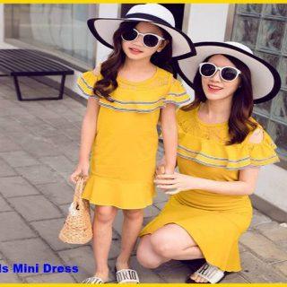 Girls Mini Dress
