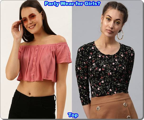 Great Party Wear for Girls?