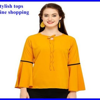 Stylish tops online shopping