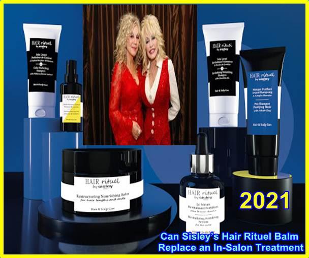 Can Sisley's Hair Rituel Balm Replace an In-Salon Treatment