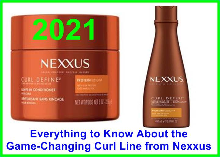 Everything to Know About the Game-Changing Curl Line from Nexxus