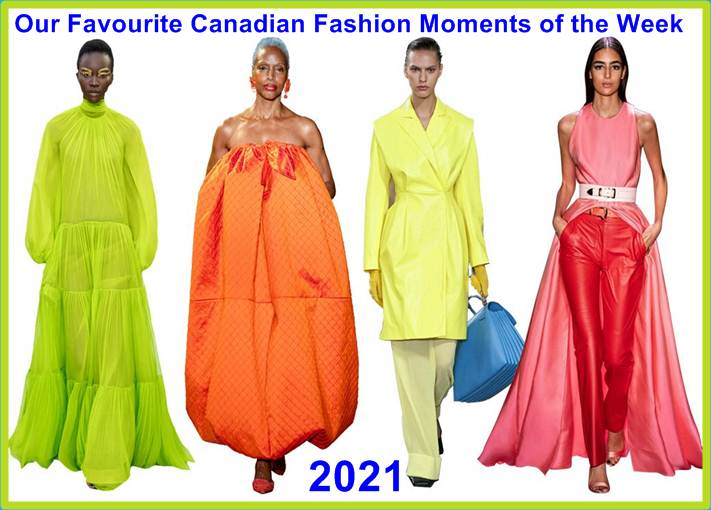 Our Favourite Canadian Fashion Moments of the Week