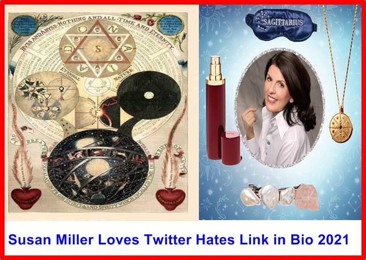 Susan Miller Loves Twitter Hates Link in Bio