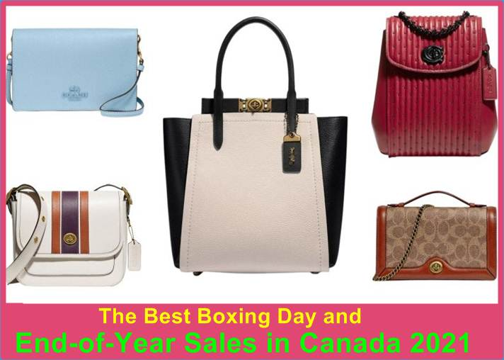 The Best Boxing Day and End-of-Year Sales in Canada