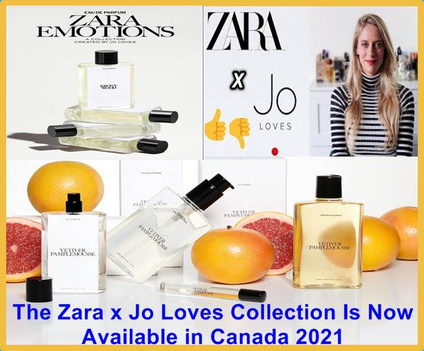 The Zara x Jo Loves Collection Is Now Available in Canada