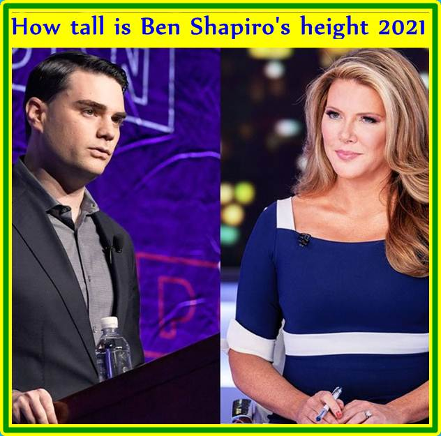 How tall is Ben Shapiro's height