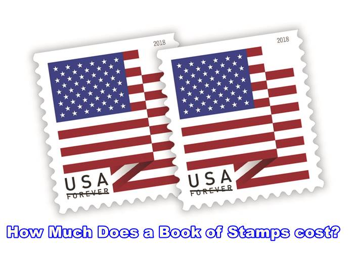 How Much Does a Book of Stamps