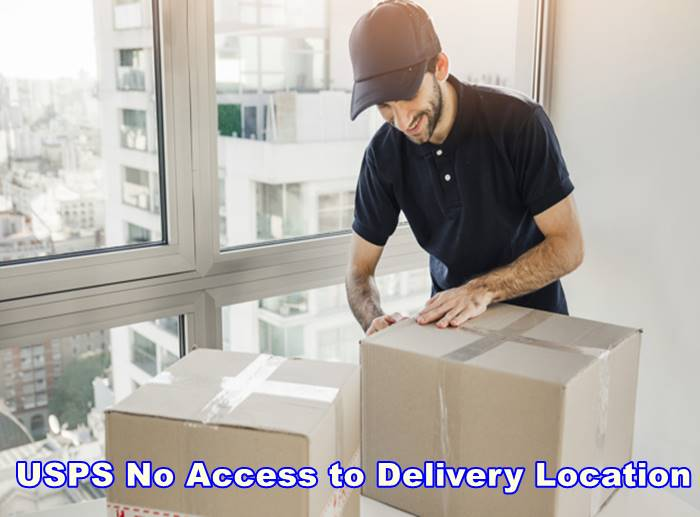 USPS No Access to Delivery Location