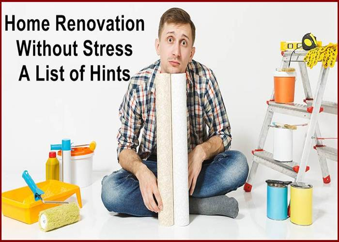 Home Renovation Without Stress