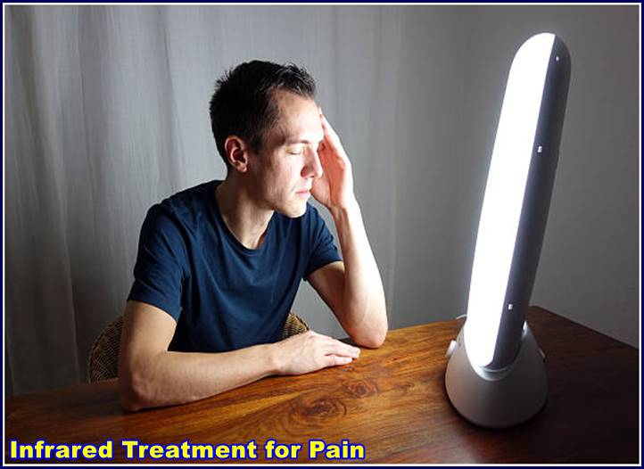 Infrared Treatment for Pain