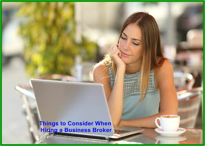 Things to Consider When Hiring a Business Broker
